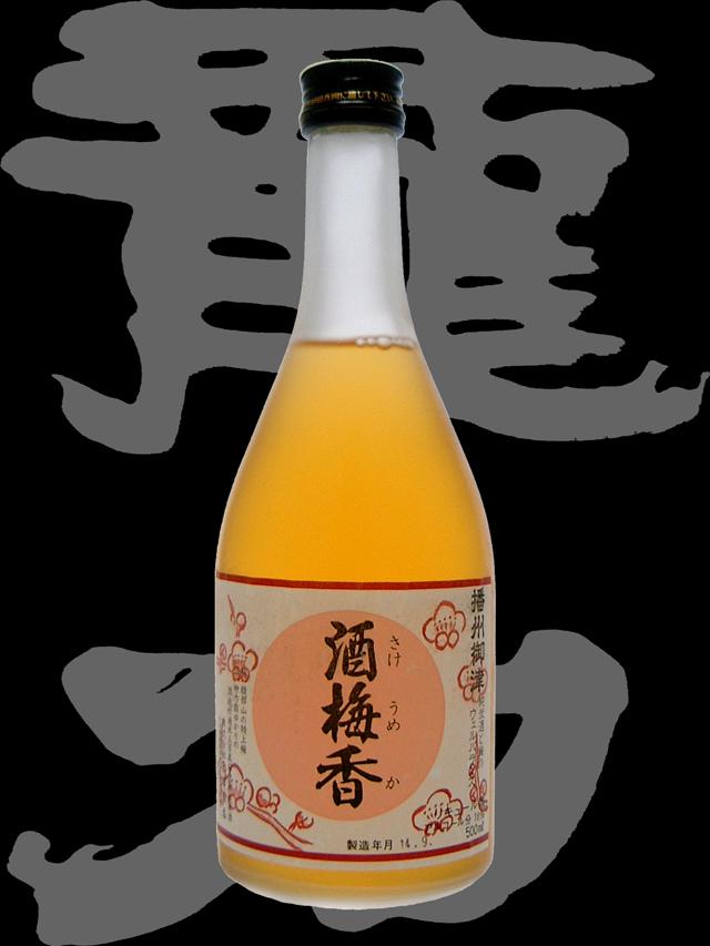 龍力(たつりき)「リキュール」酒梅香