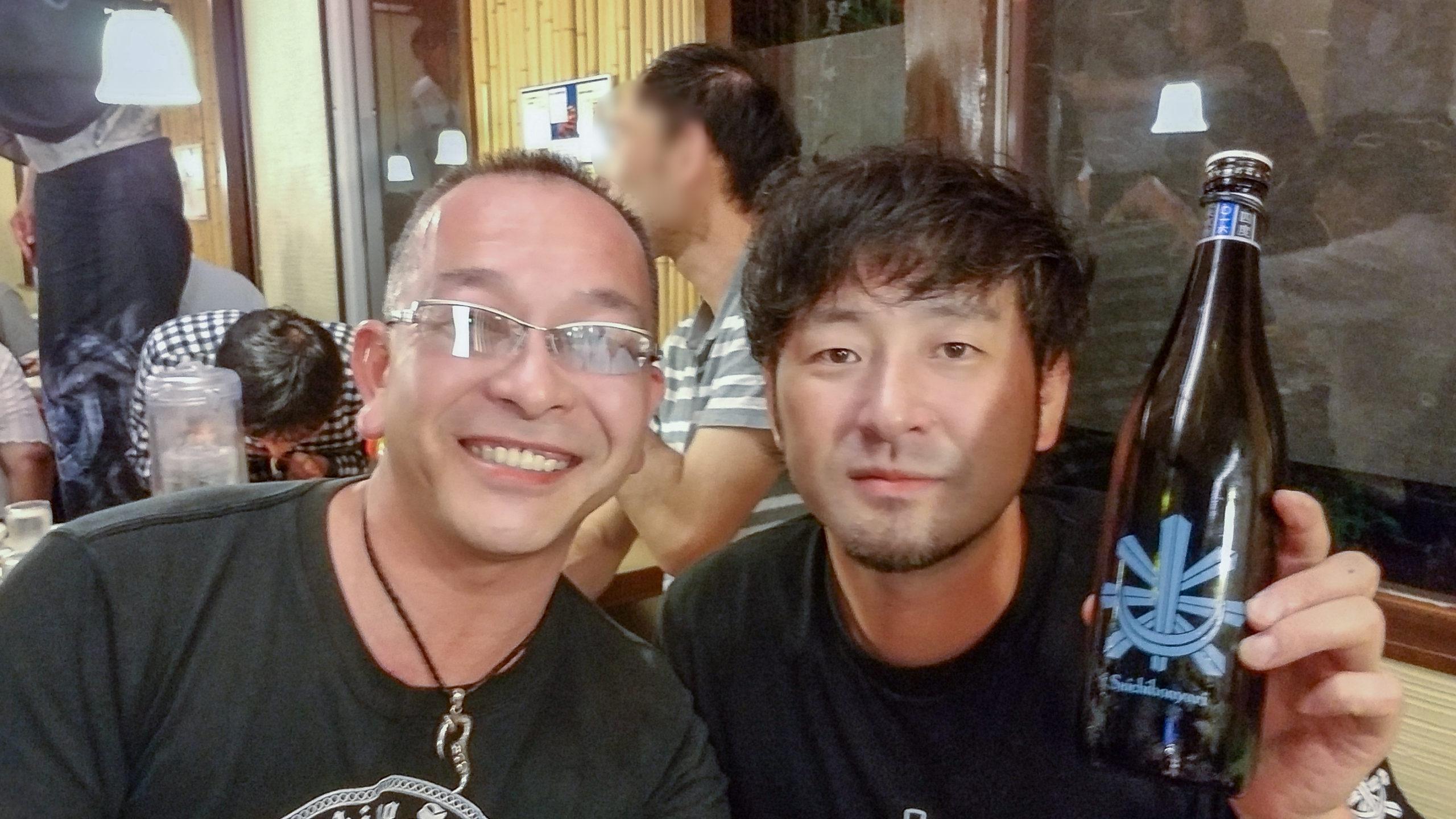 七本鎗(しちほんやり)冨田酒造有限会社トミー